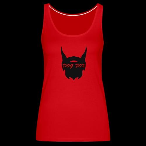 Dogfox Devil - Frauen Premium Tank Top