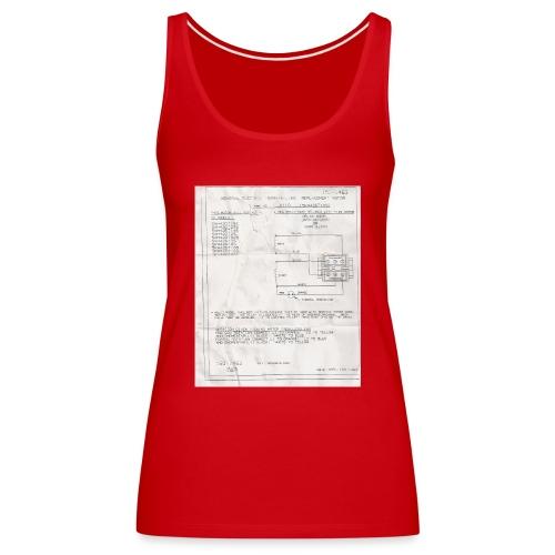 mottor scheme - Camiseta de tirantes premium mujer