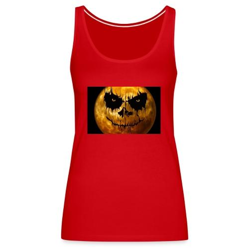 Halloween Mond Shadow Gamer Limited Edition - Frauen Premium Tank Top