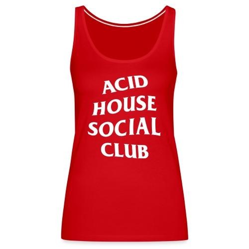 Acid House Social Club - Women's Premium Tank Top