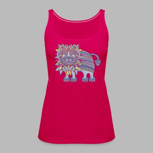 ROAR! - Women's Premium Tank Top