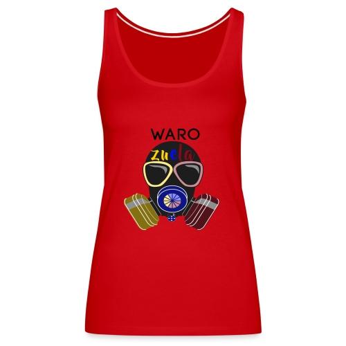 warozuela - Camiseta de tirantes premium mujer