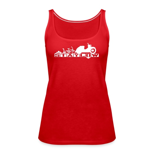 STAYLOW BMX - Frauen Premium Tank Top