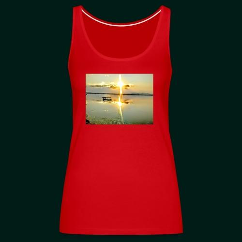 Paisaje natural - Camiseta de tirantes premium mujer