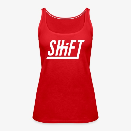 shift w - Frauen Premium Tank Top