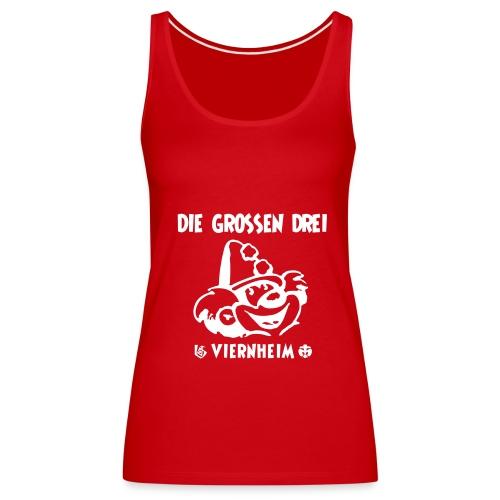 shirt2 - Frauen Premium Tank Top