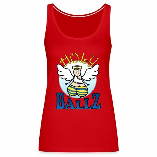 Holy Ballz Charlie - Women's Premium Tank Top