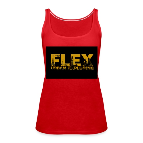 FlexUrban - Women's Premium Tank Top