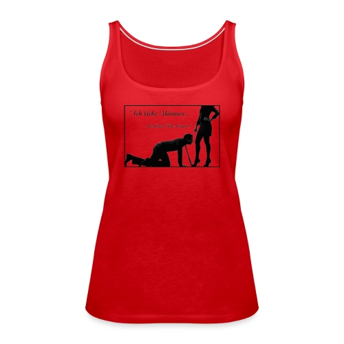 domsub-clothing.com - Women's Premium Tank Top