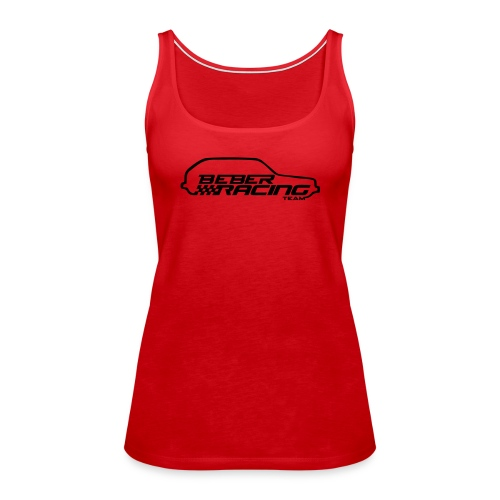 Beber Racing - Frauen Premium Tank Top