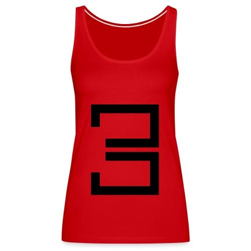 3 - Women's Premium Tank Top
