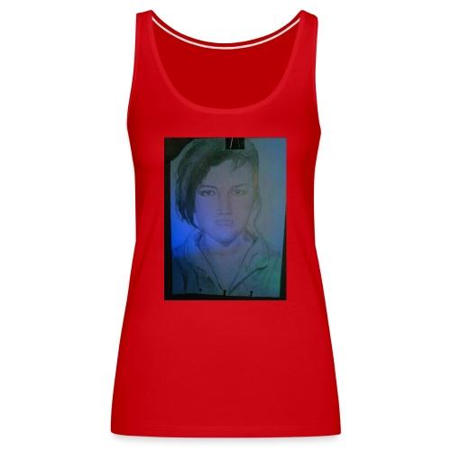 machi - Camiseta de tirantes premium mujer