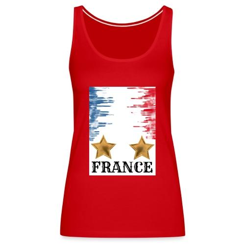 France - Débardeur Premium Femme