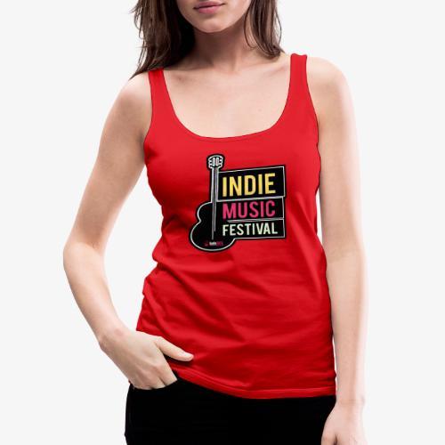 SOUND 001 - Camiseta de tirantes premium mujer