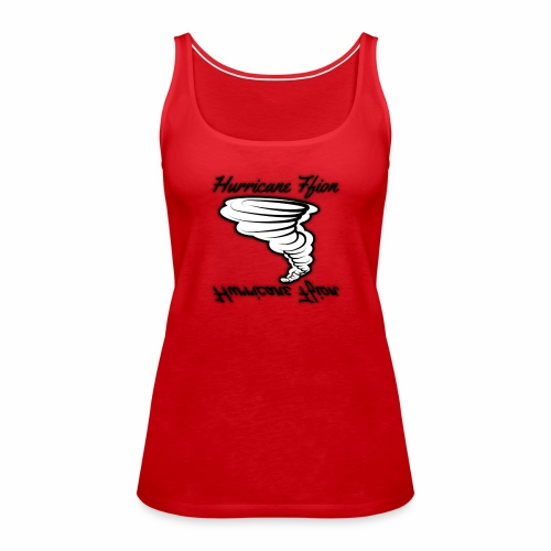 Hurricane Ffion GLOW: LIMITED EDITION - Women's Premium Tank Top