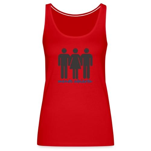 mente abierta 1 - Camiseta de tirantes premium mujer