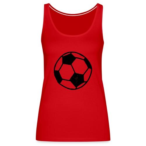 Fussball - Frauen Premium Tank Top