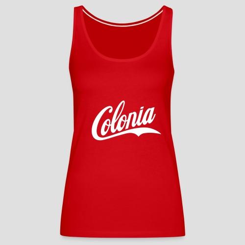 colonia - Frauen Premium Tank Top