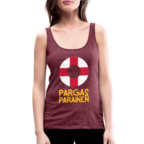 Livboj: Pargas - Naisten premium hihaton toppi