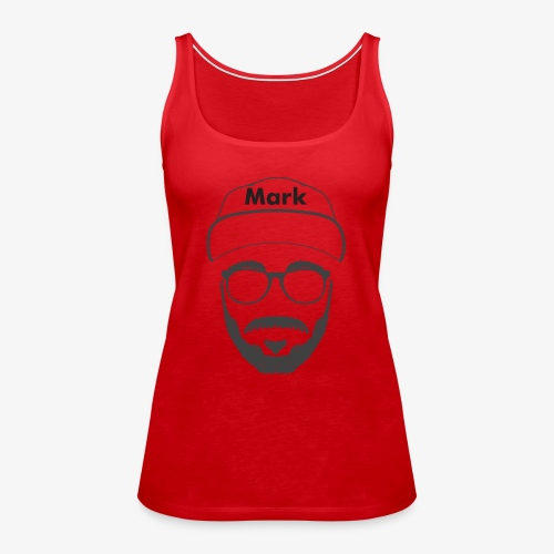 Mark - Nicht Kaddafelt - Frauen Premium Tank Top