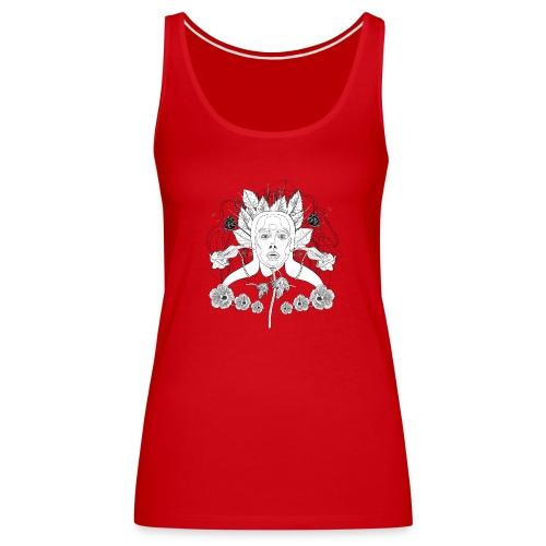 Mother nature - Camiseta de tirantes premium mujer