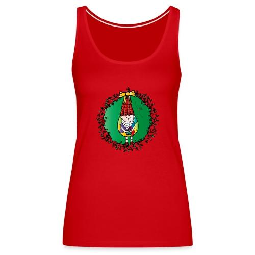 Weihnachtswichtel - Frauen Premium Tank Top