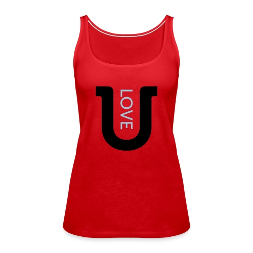 love 2c - Women's Premium Tank Top