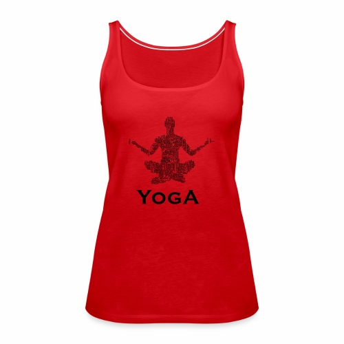 Do you Yoga? - Frauen Premium Tank Top