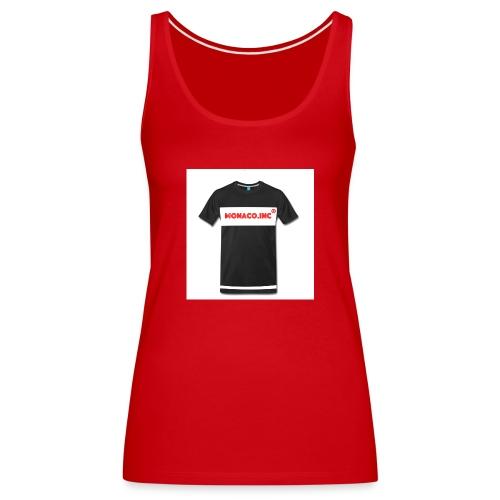 monaco pry for love - Camiseta de tirantes premium mujer