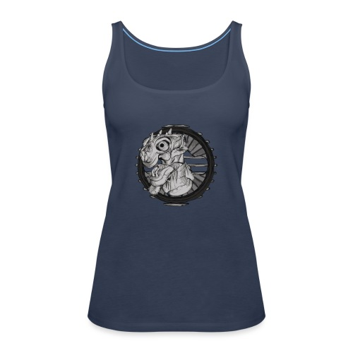 Alien hunter - Women's Premium Tank Top