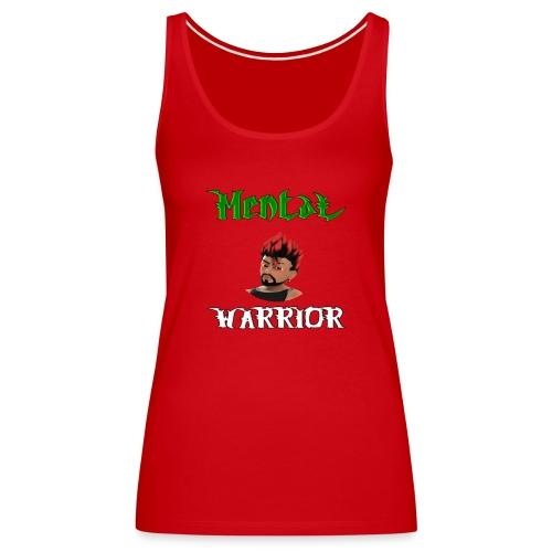 DemonicGamingUK Mental Warrior - Women's Premium Tank Top