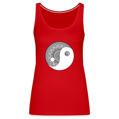 ying yang - Débardeur Premium Femme