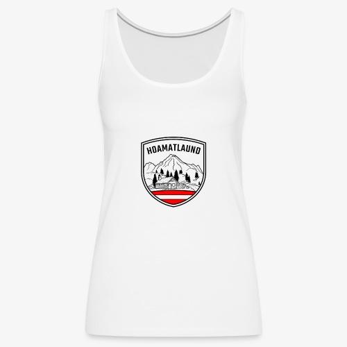 hoamatlaund österreich - Frauen Premium Tank Top