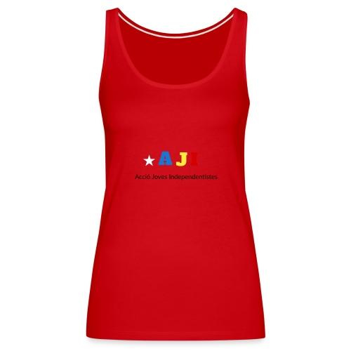 merchindising AJI - Camiseta de tirantes premium mujer