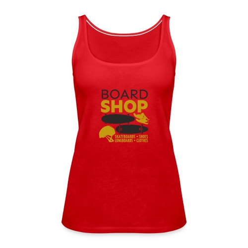 Boardshop - Women's Premium Tank Top