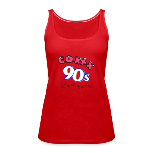 CNGeneration - Frauen Premium Tank Top