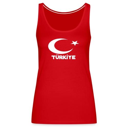 Türkiye - Frauen Premium Tank Top