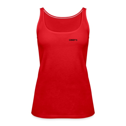 Condy's - Women's Premium Tank Top