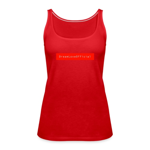 DreamLoveOfficial - Frauen Premium Tank Top