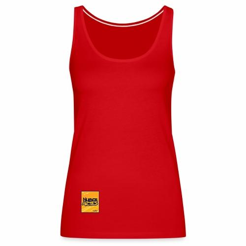Nuevas Artes - Camiseta de tirantes premium mujer