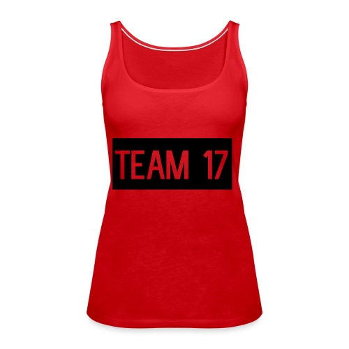 Team17 - Women's Premium Tank Top