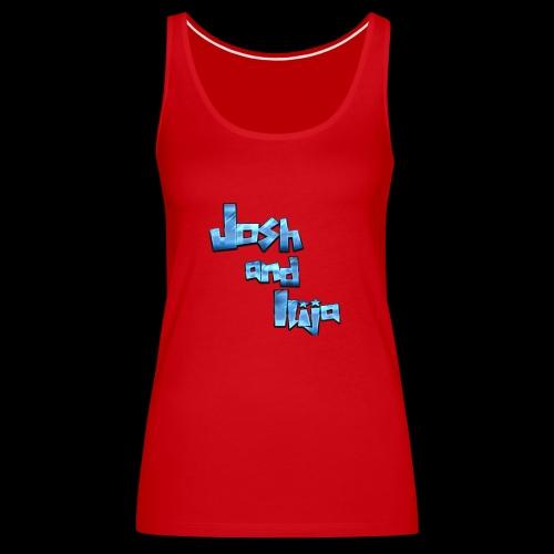 Josh and Ilija - Women's Premium Tank Top