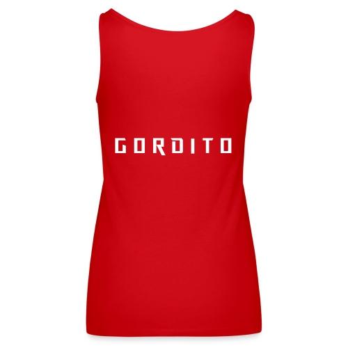 gordito4 - Frauen Premium Tank Top