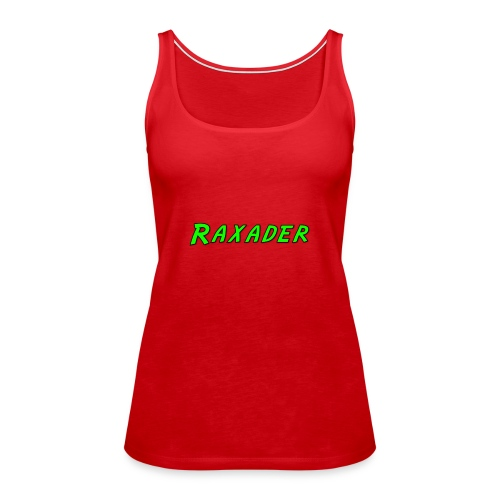 Raxader Original - Women's Premium Tank Top
