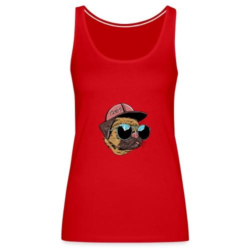 Dogs - Cool Gift - Camiseta de tirantes premium mujer