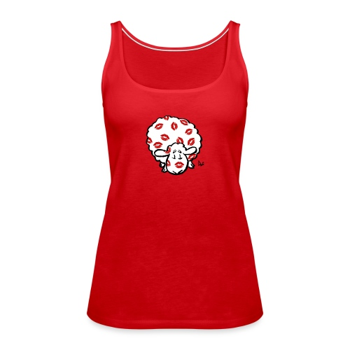 Kiss Ewe - Women's Premium Tank Top