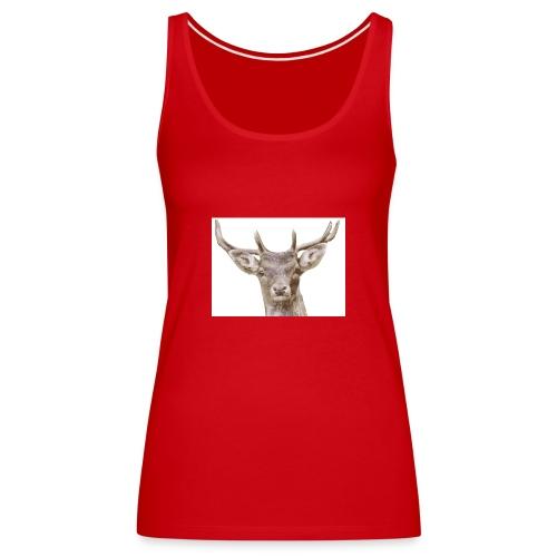 CAZADORES - Camiseta de tirantes premium mujer