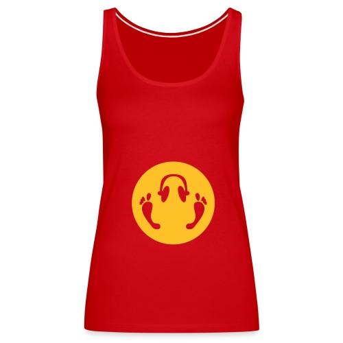 tilo logo illustrator - Women's Premium Tank Top
