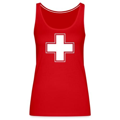 suisse - Débardeur Premium Femme