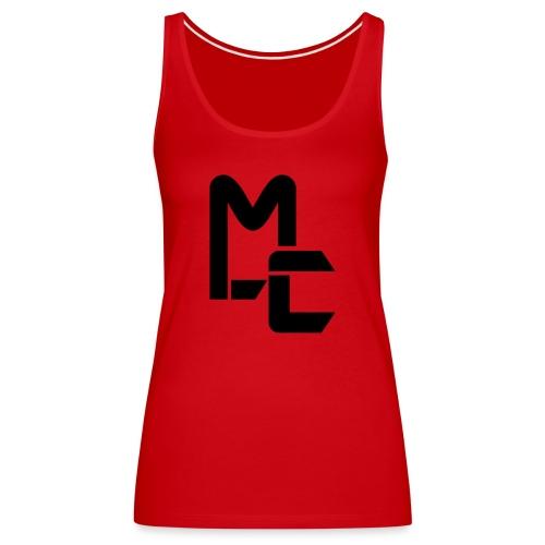 LMC ' ALMZ DELUXE - Camiseta de tirantes premium mujer